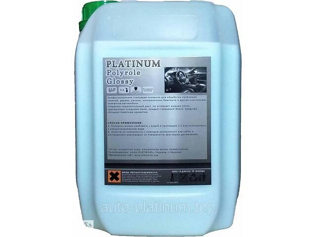 Полироль для пластика Platinum Polyrole Glossy 5 л- объявление о продаже  в Одессе