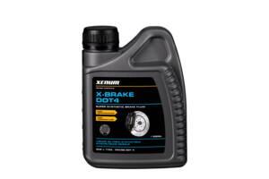 Премиальная синтетическая тормозная жидкость XENUM X-BRAKE DOT4 1 л (1358500)