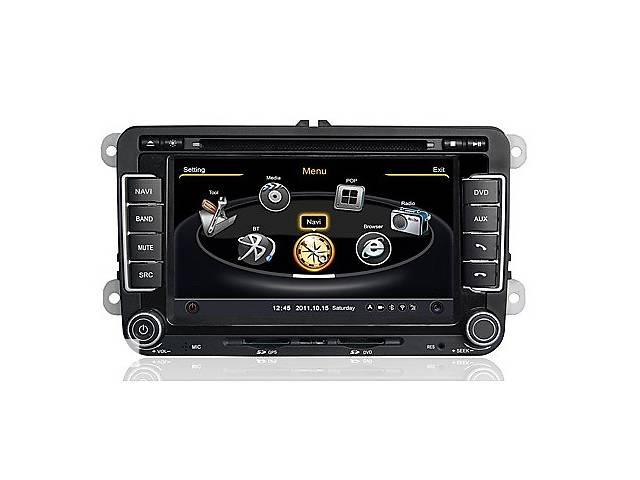 Продам Штатная автомагнитола WINCA S100 C004 для Volkswagen Polo, Golf Plus, Jetta, Passat, Tiguan, Touran, Passat- объявление о продаже  в Чигирине