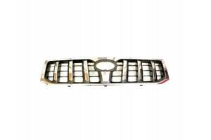 Решетка радиатора Toyota Land Cruiser Prado J120 '03-09 (FPS) хром/черная 5310160320