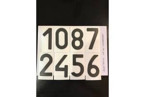 Защитная пленка на номера авто