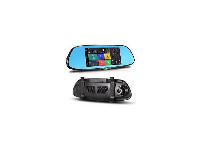 бу Зеркало регистратор К35 Android 2 камеры Wi-Fi GPS в Лубнах