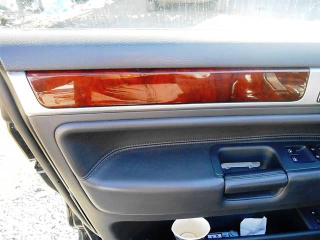 бу Вставки под дерево Volkswagen Touareg Фольксваген Туарег 2003г-2009г в Ровно