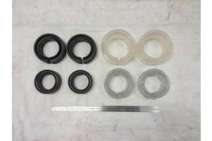Вставки в пружины межвитковые униварсальные 45 мм (23мм) (d=110-130мм) с захватом (автобаферы, проставки, подушки) че...