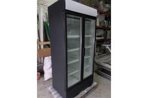 Вбудовані двокамерні холодильники