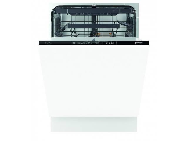 купить бу Встраиваемая посудомоечная машина Gorenje GV66161 в Киеве