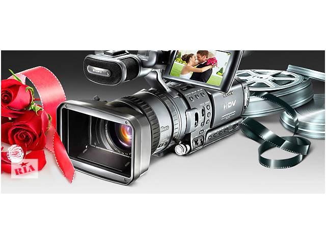 купить бу Видео съемка и монтаж видео, создание фильмов   в Украине