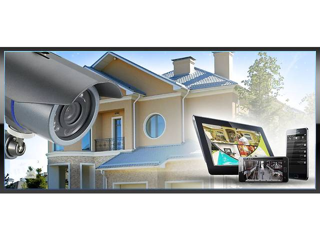 продам Відеоспостереження відеокамери системи відеоспостереження монтаж наладка бу в Донецьку