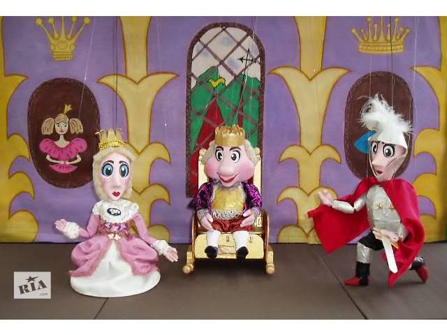 Кукольный театр в детском саду,школе,на дому,на детском празднике- объявление о продаже   в Украине