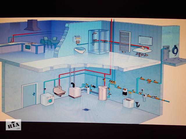 продам выполняем санитарно-технические работы бу в Киевской области