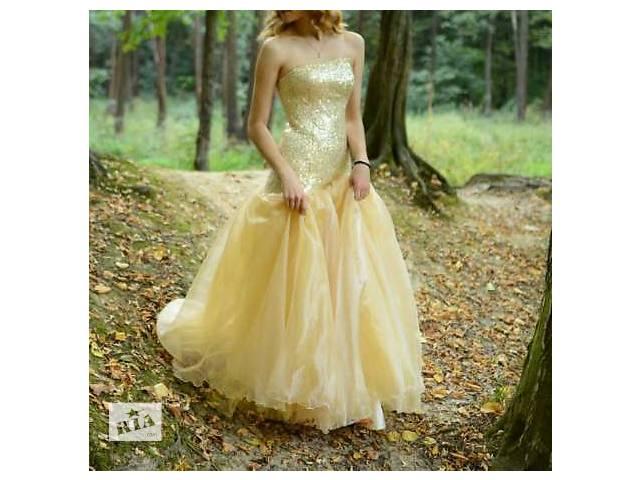 Выпускное или вечернее платье- объявление о продаже  в Виннице