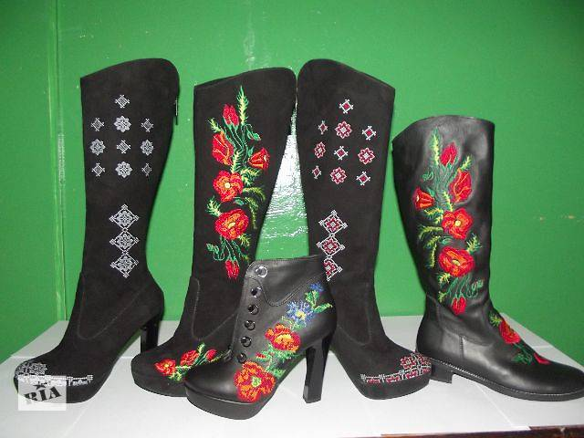 9f1edd286004d8 Вишите жіноче взуття весна-осінь 2014/36-40 розмір/ від 650 грн ...
