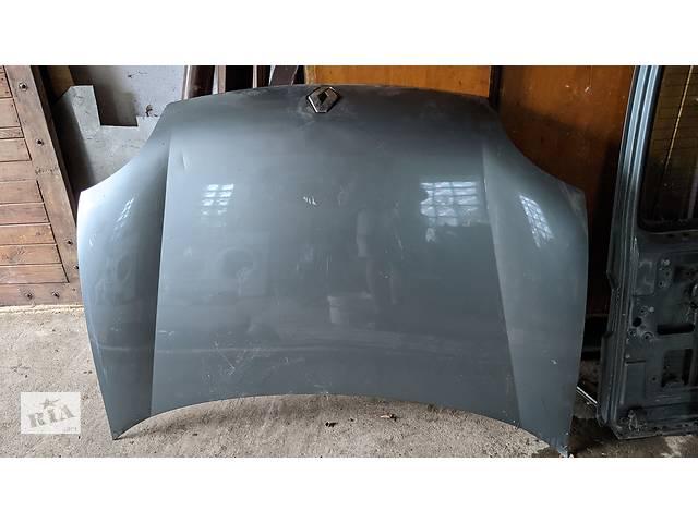 бу Вживаний капот для Renault Kangoo 1997-2003 в Ужгороде
