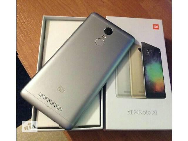 купить бу Xiaomi Redmi Note 3 Pro в Сарате (Одесской обл.)