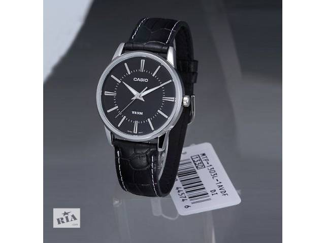 b6e944afc98621 продам Якісний наручний чоловічий годинник CASIO MTP-1303L-1AVEF купити. бу  в Києві