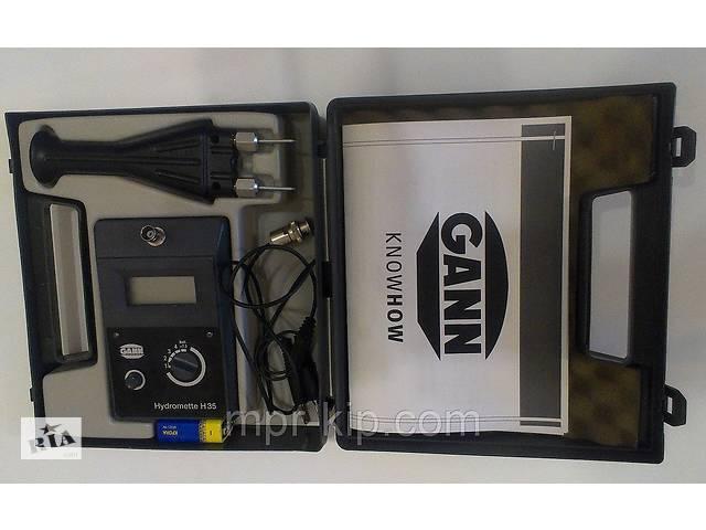 Игольчатый влагомер Gann H35 (0-33%) с ударопрочным электродом М20 для 100 пород. Германия- объявление о продаже  в Львове