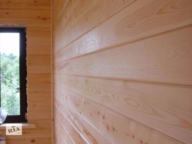Имитация бруса (Фальшбрус) сосна (1 сорт) 20х115- объявление о продаже  в Днепре (Днепропетровск)