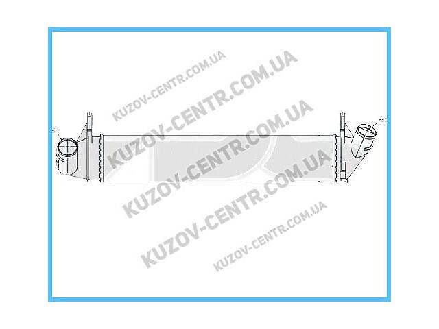 купить бу Интеркулер Dacia Logan, Renault Logan (04-13) 1.5 DCi (NRF) в Києві