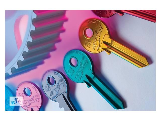 купить бу Заготовки ключей купить.  в Украине