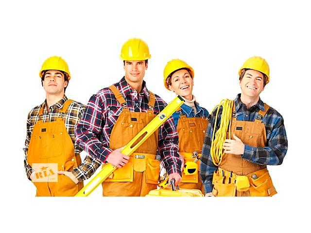 купить бу Ищем строителей для работы в Литве  в Украине