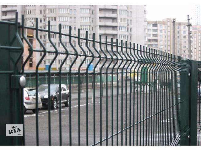 купить бу Заборы Ограждения Ворота откотные, распашные металолические в Днепре (Днепропетровск)