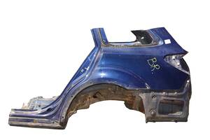 Задняя часть кузова Subaru Outback (BR) 2009-2014 52401AJ0109P (47334)