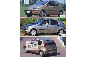 Новые Панели задние Fiat Punto