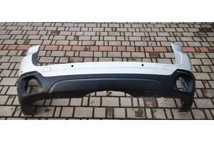 Задний бампер и диффузор BMW X5 F15