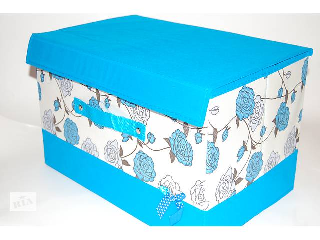 бу Замечательные корзины, ящики, органайзеры для игрушек и вещей в Днепре (Днепропетровск)