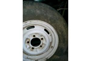Запаска/Шины/Диски 165/80-R13