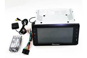 2din Pioneer PI-607 Android штатная магнитола CAN шина