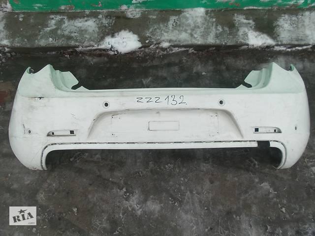 купить бу Alfa Romeo Giulietta 2010-бампер задний оригинал в наличии в Чернигове