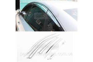 Новые Дефлекторы Audi A6