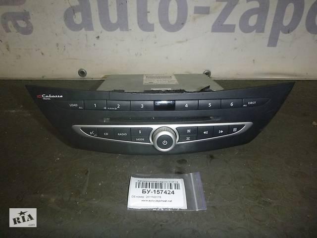 купить бу Автомагнитола Renault LAGUNA 3 2007-2012 (Рено Лагуна 3), БУ-157424 в Рівному