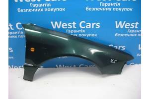 Б/У Крило переднє праве темно-зелене A8 1994 - 2002 4D0821022A. Вперед за покупками!