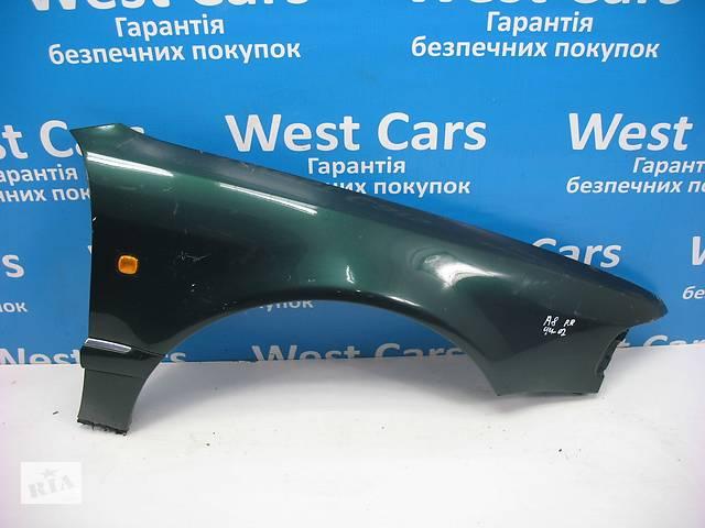 продам Б/У 1994 - 2002 A8 Крило переднє праве темно-зелене. Вперед за покупками! бу в Луцьку