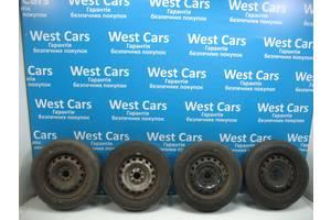 Б/У  Диски R14 с шинами 175/70 комплект Doblo . Вперед за покупками!