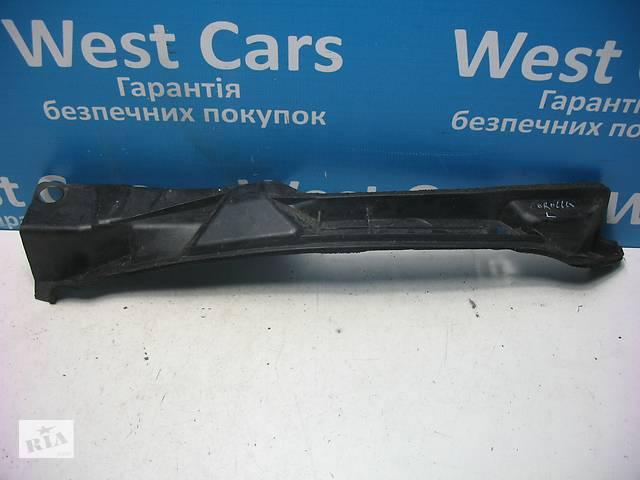 бу Б/У 2002 - 2007 Corolla Кронштейн крила лівий на седан. Вперед за покупками! в Луцьку