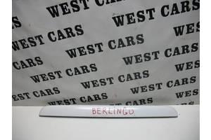 б/у Фонари подсветки номера Citroen Berlingo груз.