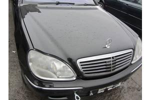 б/у АКПП Mercedes S 500