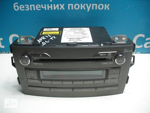 купить бу Б/У 2006 - 2012 Auris Автомагнітола. Вперед за покупками! в Луцьку