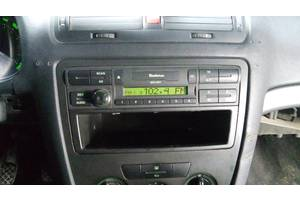 б/у Автомагнитолы Skoda Octavia A5