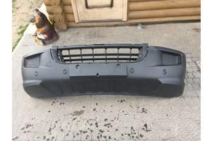 б/в бампери передні Volkswagen Crafter