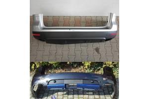 б/у Бамперы задние Volkswagen Touareg