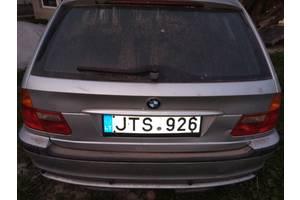 Б/у бампер задний для BMW 320 2001
