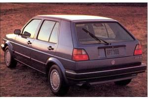 б/у Бамперы задние Volkswagen Golf II