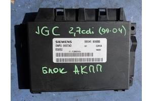 б/у Електронні блоки управління коробкою передач Jeep Grand Cherokee