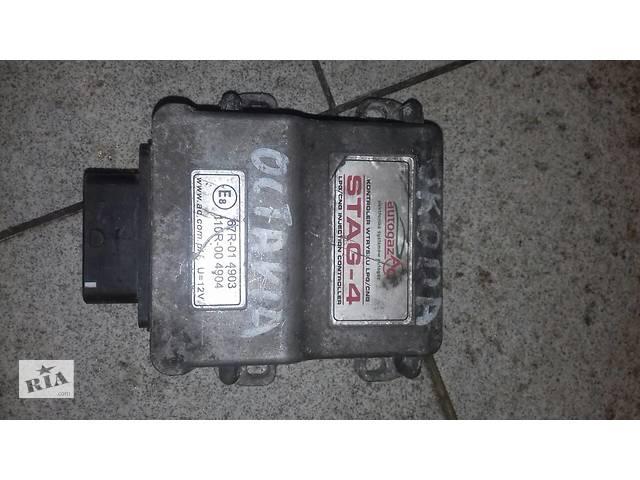продам Б/у блок управления гбо  (4 поколения),67R014903 бу в Тернополі