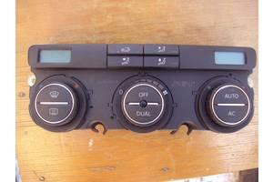 б/у Блоки управления печкой/климатконтролем Volkswagen Golf Plus