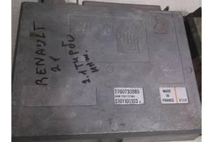 б/у Блоки управления двигателем Renault 25